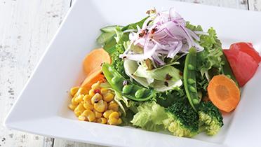 Salad・Soup&Bread サラダ・スープ&ブレッド